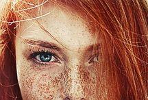 red hair {love}