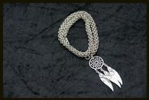 MDP Store - Chain Mail Jewellery / Purchase Belinda Hamilton's hand made chain mail jewellery from the MDPWebsite.