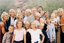 large group posing