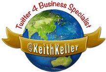 Guest Board: Keith Keller (Melbourne) Global Twitter Marketing Specialist / Keith is one of the top Twitter specialists in the world. Browse his tips.