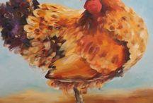 Dieren schilderijen / Animal paintings / Dieren, vissen, wolven, apen, vogels, wolven, beren, dolfijnen #schilderijen online bekijken.