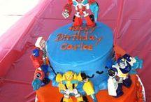 Birthday fun / by Jennifer Jarnagin