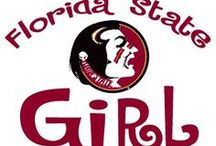 FSU  Florida State University / by Rachel Harris