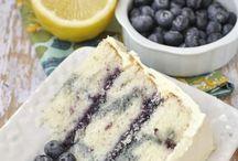 desserts ~ cake / cake recipes
