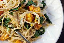 dinner ~ pasta / pasta recipes