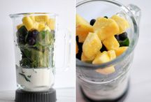 smoothie recipes / recipes for smoothies and meal replacement shakes