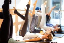 barre workouts / meet ya' at the barre