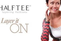 LDS Modest Clothing / Modesty layering options for LDS women. / by HALFTEE Layering Fashions