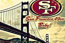 Football / 49ers ❤️