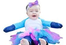 Eczema Clothing for Kids / Clothing for kids with eczema with protective mittens, covered feet, and more.