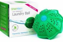 Laundry Detergents for Eczema / Safe, natural laundry alternatives for people with eczema.