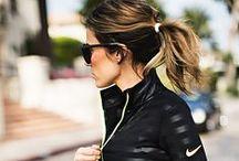 Sporty style inspiration