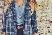 My Style / Don't you just wish that all of these items just appeared in you closet I know I do. / by Sierra Talbot