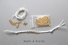 Handmade Accessories   / I love to get creative and do my own accessories, here some ideas to try on!
