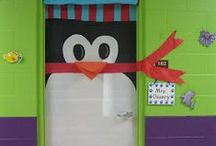 Teaching - Classroom decorations
