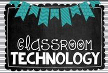 Classroom Technology / I love using technology in the classroom and this board is full of my favorite ways!