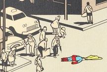 Chris Ware (Yes he gets his own board)