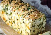 Homemade Bread Recipes / TASTY HOMEMADE BREAD RECIPES | sweet breads | quick breads | herbed breads | sandwich breads | gluten-free breads | favorite bread machine recipes