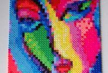 Hama Beads / by Marian van Kooten-Stok
