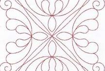 Quilt - Free Motion Designs