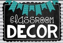 Classroom Decorations / Looking for ideas for decorating your classroom? Whether you are looking for a particular theme, DIY, or just a few ideas, you'll find them here!   COLLABORATORS: Once added to this Collaborative Pinterest Board, you will be able to pin your BLOG POSTS or IMAGES only to these boards. Please no TpT or TeachersNotebook links. / by The Primary Gal