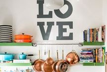 Home - Kitchen's Love / by Claudia Matias