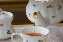 Party - Tea Time - Food & Ideas / by Claudia Matias