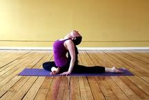 Yoga Love / Get Bendy with it...nananana..Get Bendy with it