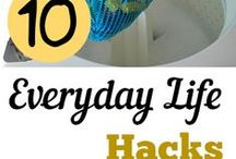 Life Hacks / These life hacks are great for helping you to make the most of your daily life! Kitchen life hacks, organizing life hacks, and even life hacks for pets are all great options found on this board!