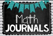 Math Journals / Math Journals are an effective way to incorporate writing into your math instruction. This board is where I stash my favorite Math Journal ideas, such as prompts, covers, and freebies to help make implementing Math Journals into your math instruction as easy as possible.
