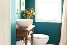 Bathroom Ideas / Bathroom decor ideas & inspiration.