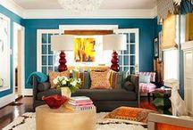 Living Room Ideas / Living room decor ideas & inspiration.
