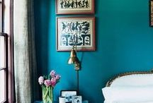 Bedroom Ideas / Bedroom decorating ideas & inspiration.
