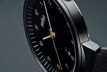 Design watches / Clean & simple design watches inspiration