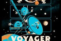 Robots in Space: A Poster Series for Kids!