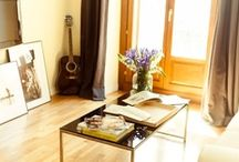 HOME_Low cost and small spaces DECO / Ideas for rented appartments or spaces XS