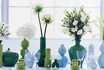 Vases, Cupcake Stands & Event Decor