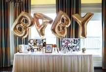 Oh Baby! / Baby shower themes, food-drink- dessert ideas, games, favors, gifts, and tons of fun. / by Events Beyond