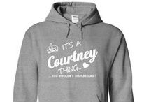 All Things Courtney! / All my favorite products, ideas, quotes, tech gear, colors, and more! / by Events Beyond