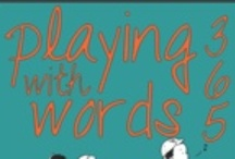 Playing With Words 365 {BLOG} / speech & language development, tips on how to help your speech delayed child, resources for parents of children with special needs, therapy ideas and resources for speech-language pathologists, materials recommendations, FREE activities, and more!
