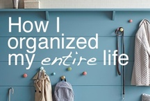 DIY: Organized / by Whitney Hempsey