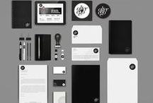 iDentity / brand identity, stationary, prints. / by Agatha Marsha