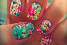 Nails / by barbi barbi