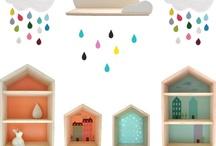 Kids Room / Habitaciones infantiles. / Inspiración de habitaciones infantiles y creaciones propias hechas con mucho mimo. CoccoliHome.