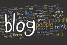 """Blogging / Un """"board'guide"""" proposant tout ce que vous devez connaître sur le #blogging -- A """"board'guide"""" for everything you need to know about #blogging ---  #PierreCappelli  / by Pierre Cappelli"""
