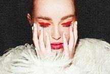 makeup is fun, no? / by Rebeca Felix