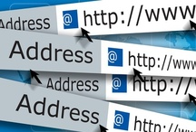 Domain names / by Pierre Cappelli
