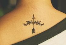 tattoos / by Rebeca Felix