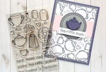 THEME: Mother's Day Paper Crafts / Cards & Scrapbook layouts with a Mother's Day theme