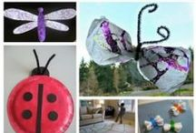 For Love of Grandchildren / Crafts and DIY projects for kids and grandkids, along with some adorable pictures.